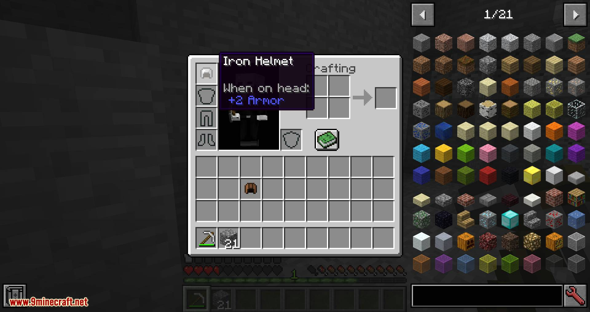 MineSafety mod for minecraft 07