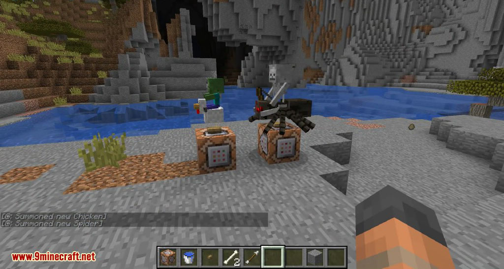 Minecraft 1.13 Pre-Release 5 Screenshots 1
