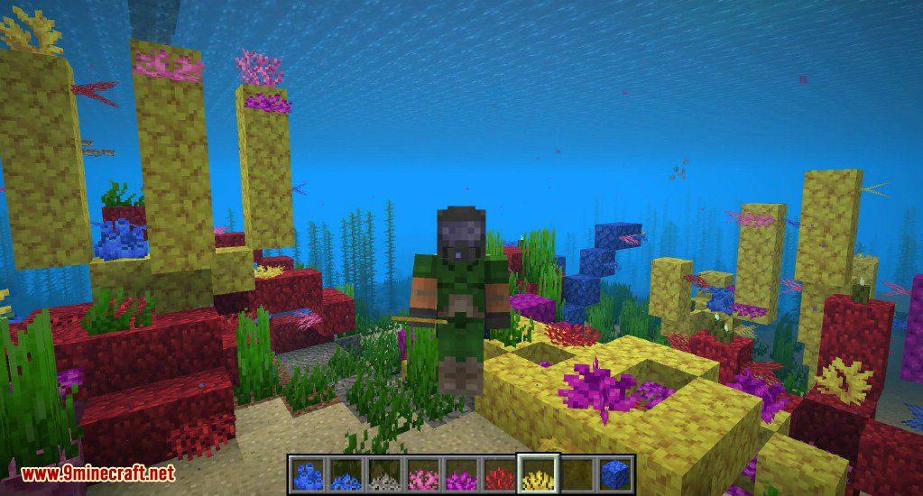 Minecraft 1.13 Pre-Release 8 Screenshots 1