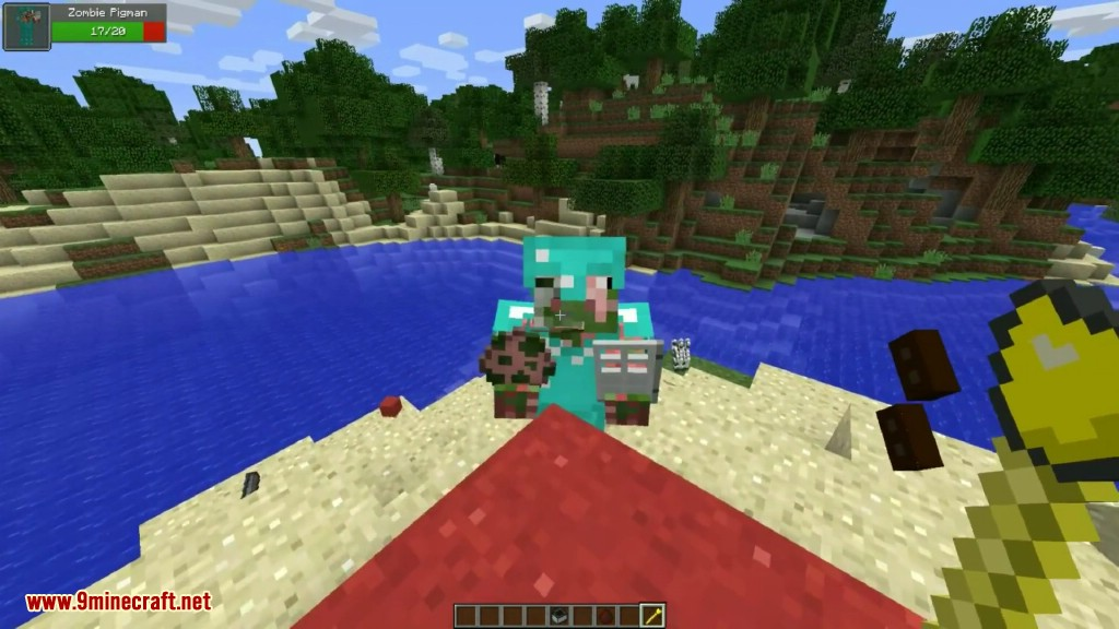 Mob Battle Mod Screenshots 23