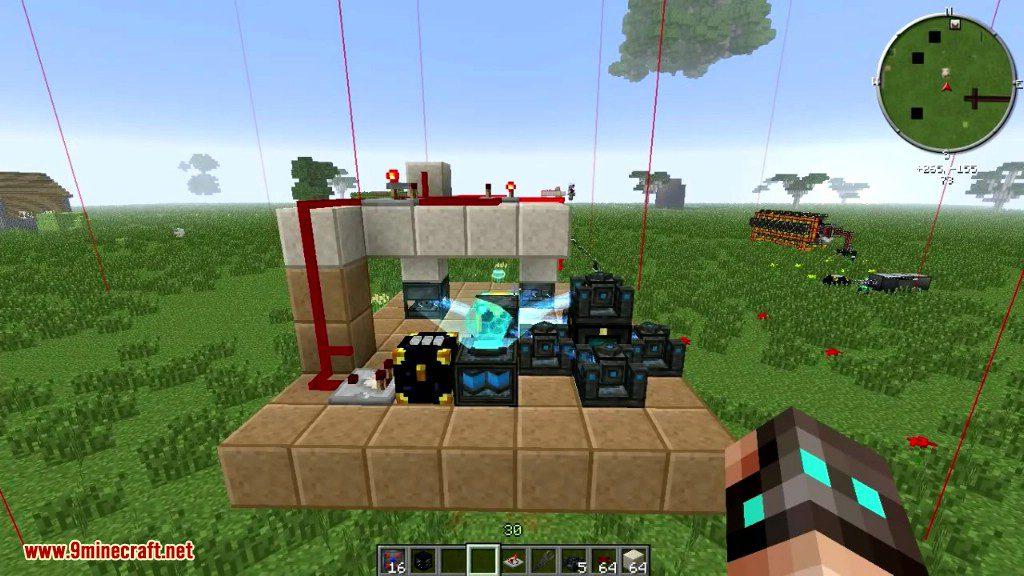 Modular Forcefield System Mod Screenshots 13