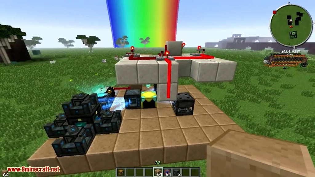 minecraft security craft how to make universal block remover