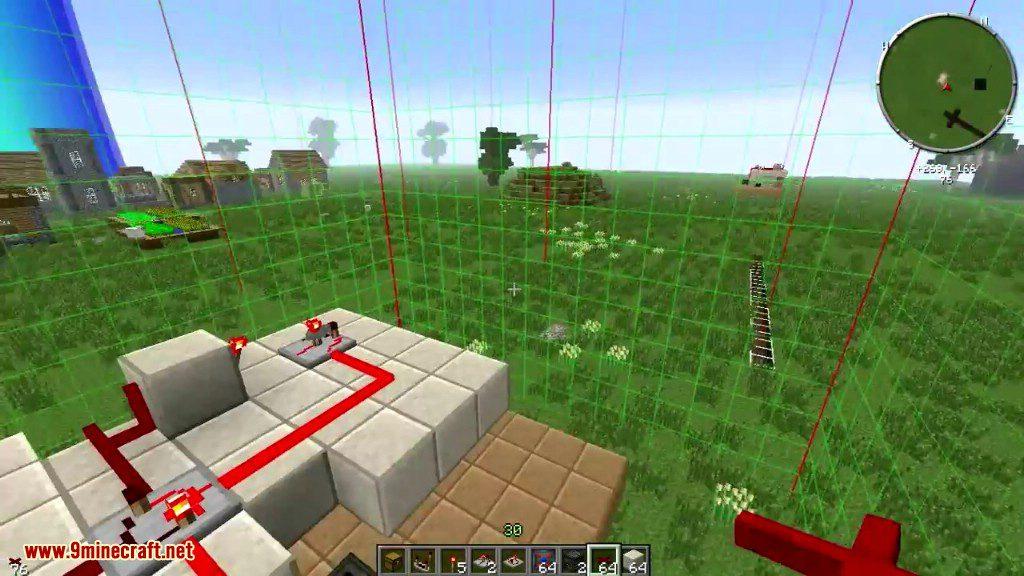 Modular Forcefield System Mod Screenshots 6
