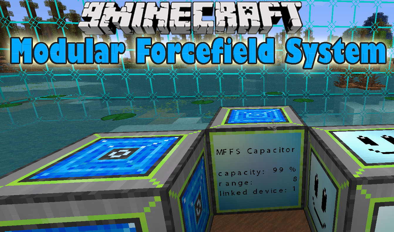 Modular Forcefield System Mod