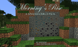 Morning's Rise Resource Pack