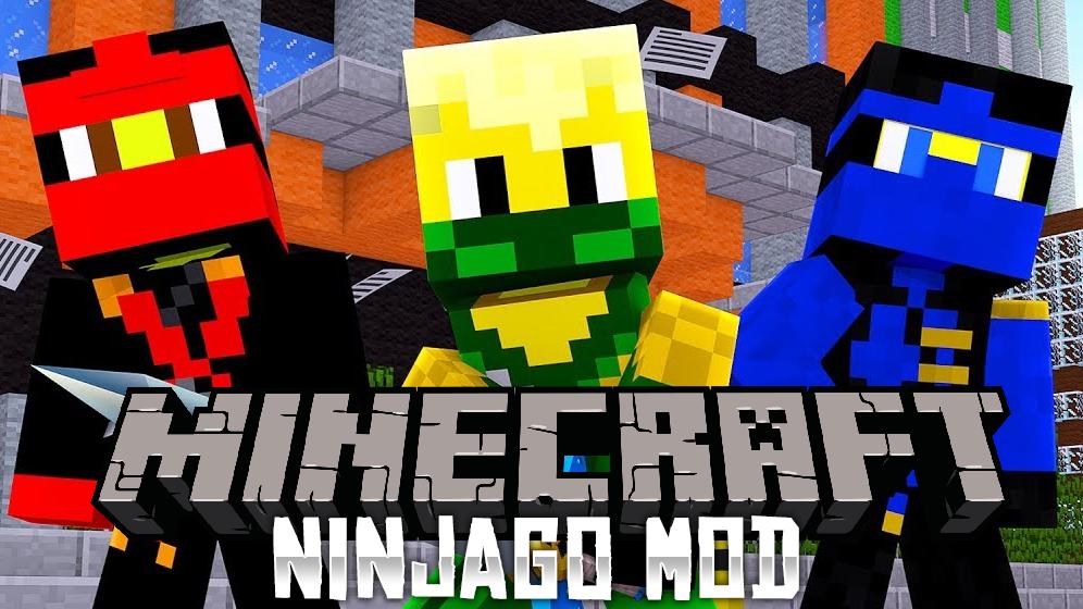 Ninjago Mod