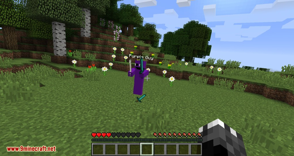 Purple Guy Mod Screenshots 4