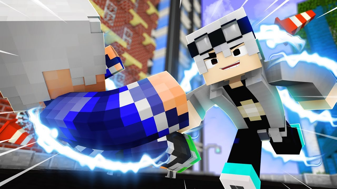 Quicksilver Mod Become The Fastest Man Alive - Skin para minecraft de quiksilver