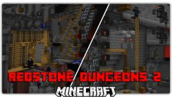 List of minecraft 1122 maps 9minecraft redstone dungeons 2 map 1122112 for minecraft gumiabroncs Images