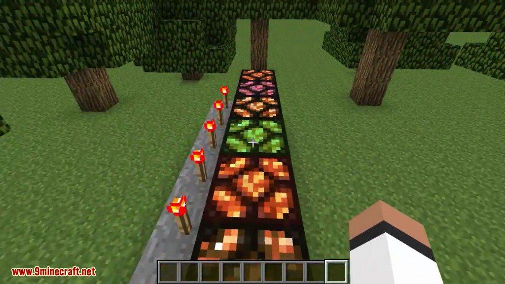 Redstone Lamps Plus Mod Screenshots 3
