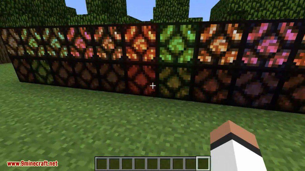 Redstone Lamps Plus Mod Screenshots 4