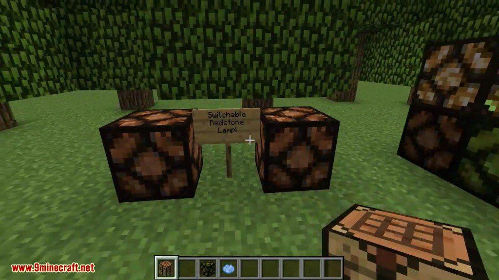 Redstone Lamps Plus Mod Screenshots 5
