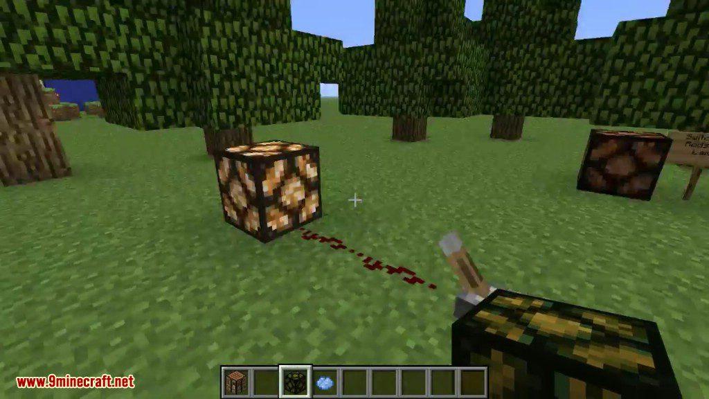 Redstone Lamps Plus Mod Screenshots 7