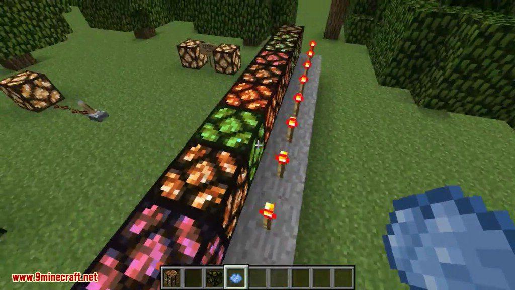 Redstone Lamps Plus Mod Screenshots 8