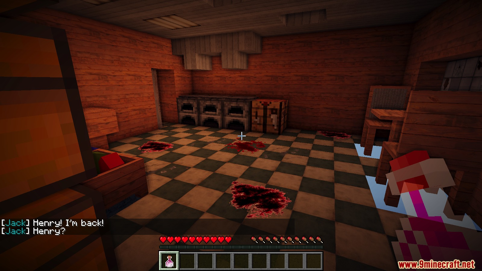 The Bloodman III: His Home Map Screenshots 5