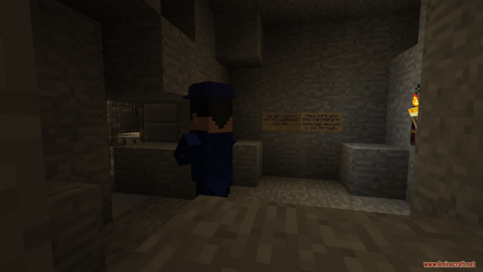 The Cave Map 1 12 2/1 12 for Minecraft - 9Minecraft Net