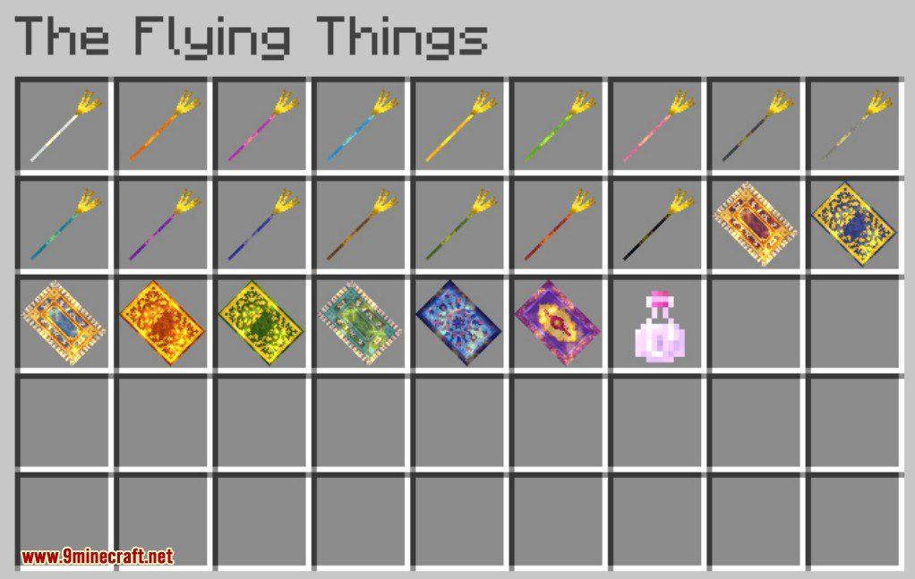 The Flying Things Mod Screenshots 1