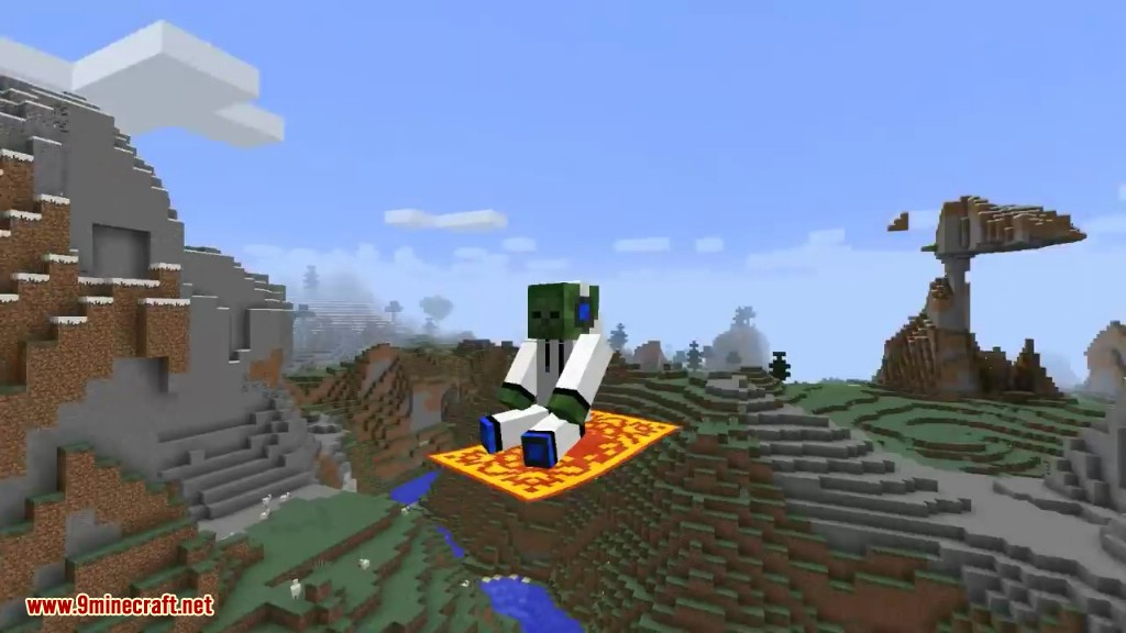 The Flying Things Mod Screenshots 14