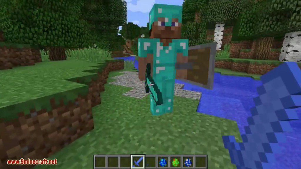The World of Minecraft Mod Screenshots 5