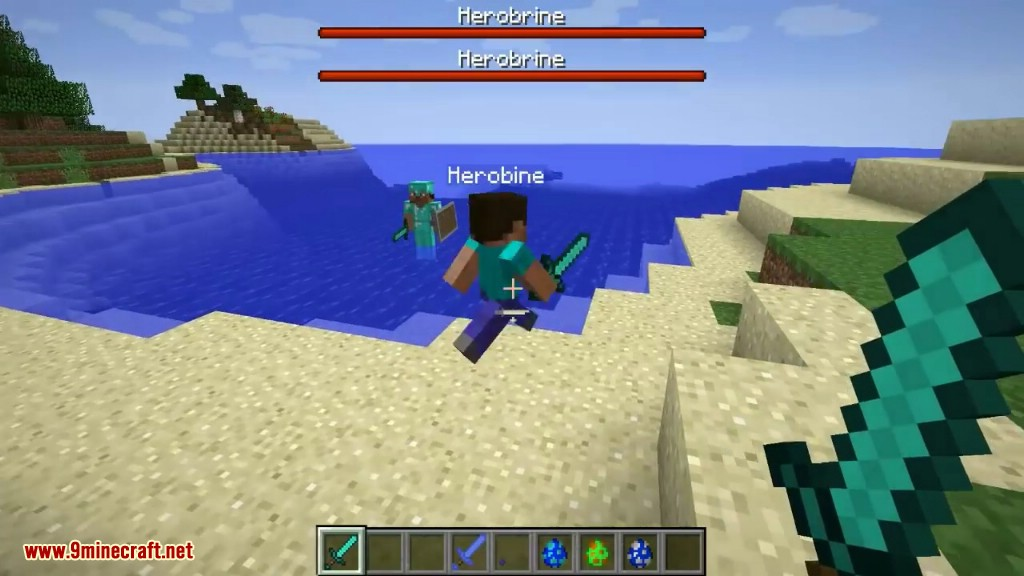 The World of Minecraft Mod Screenshots 9