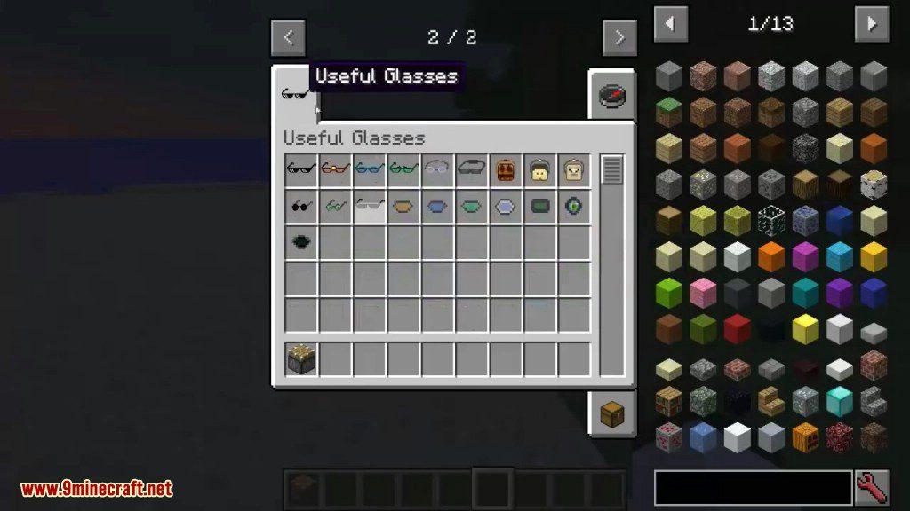 Useful Glasses Mod Screenshots 9