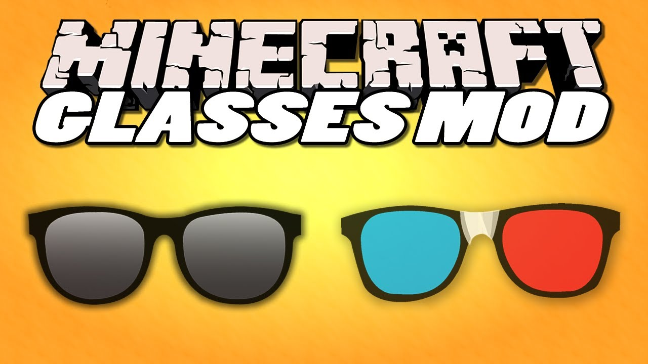 Useful Glasses Mod