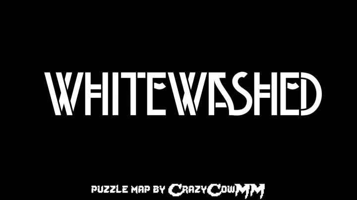 Whitewashed Map Thumbnail