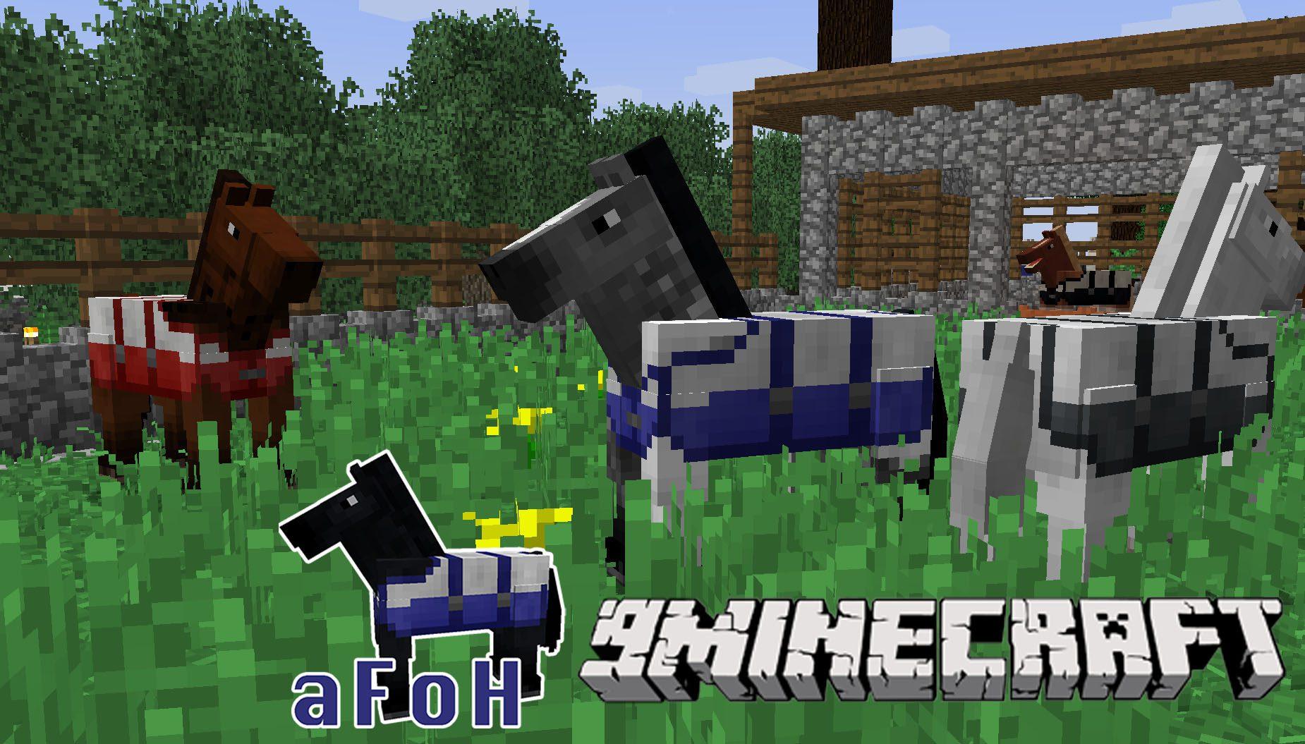 Luisa Rowe Minecraft Texture Packs Equestrian