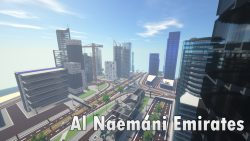 Al Naemani Emirates Map Thumbnail