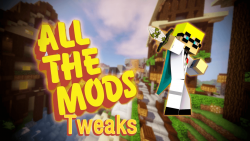 All the Mods Tweaks mod for minecraft logo