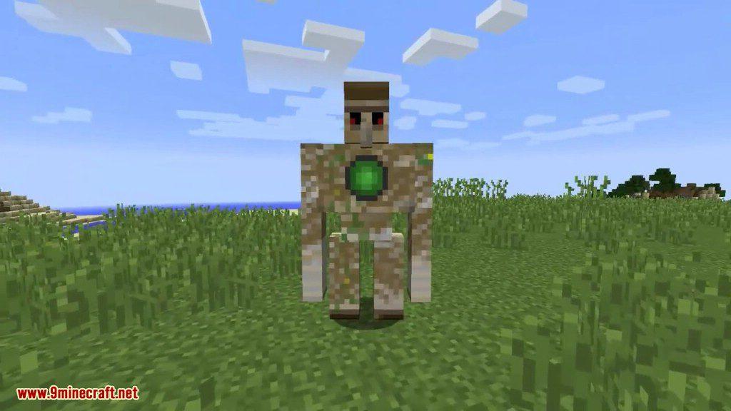 Ancient Land Golem Mod Screenshots 1