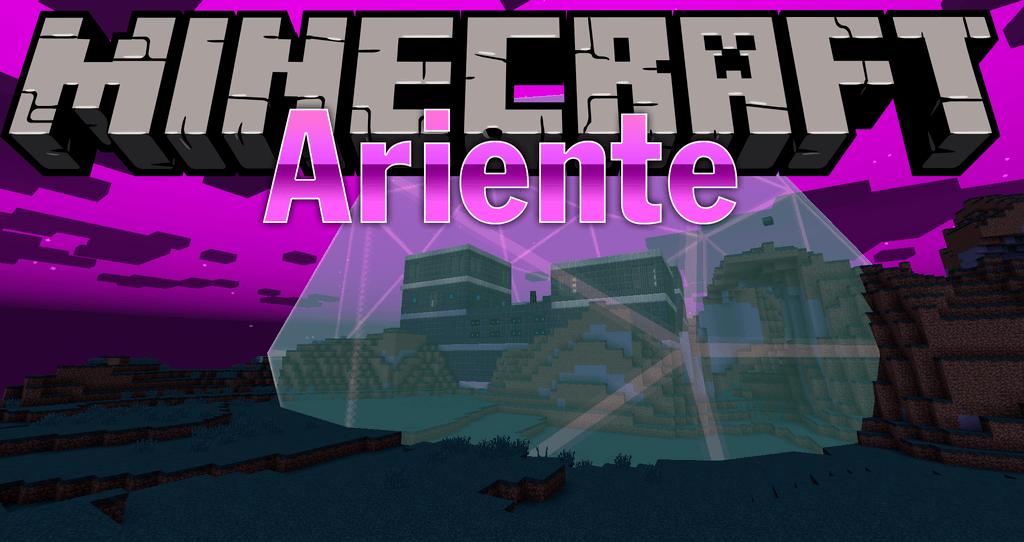 Ariente Mod for minecraft logo