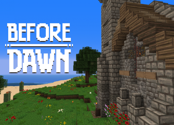 Before Dawn Resource Pack