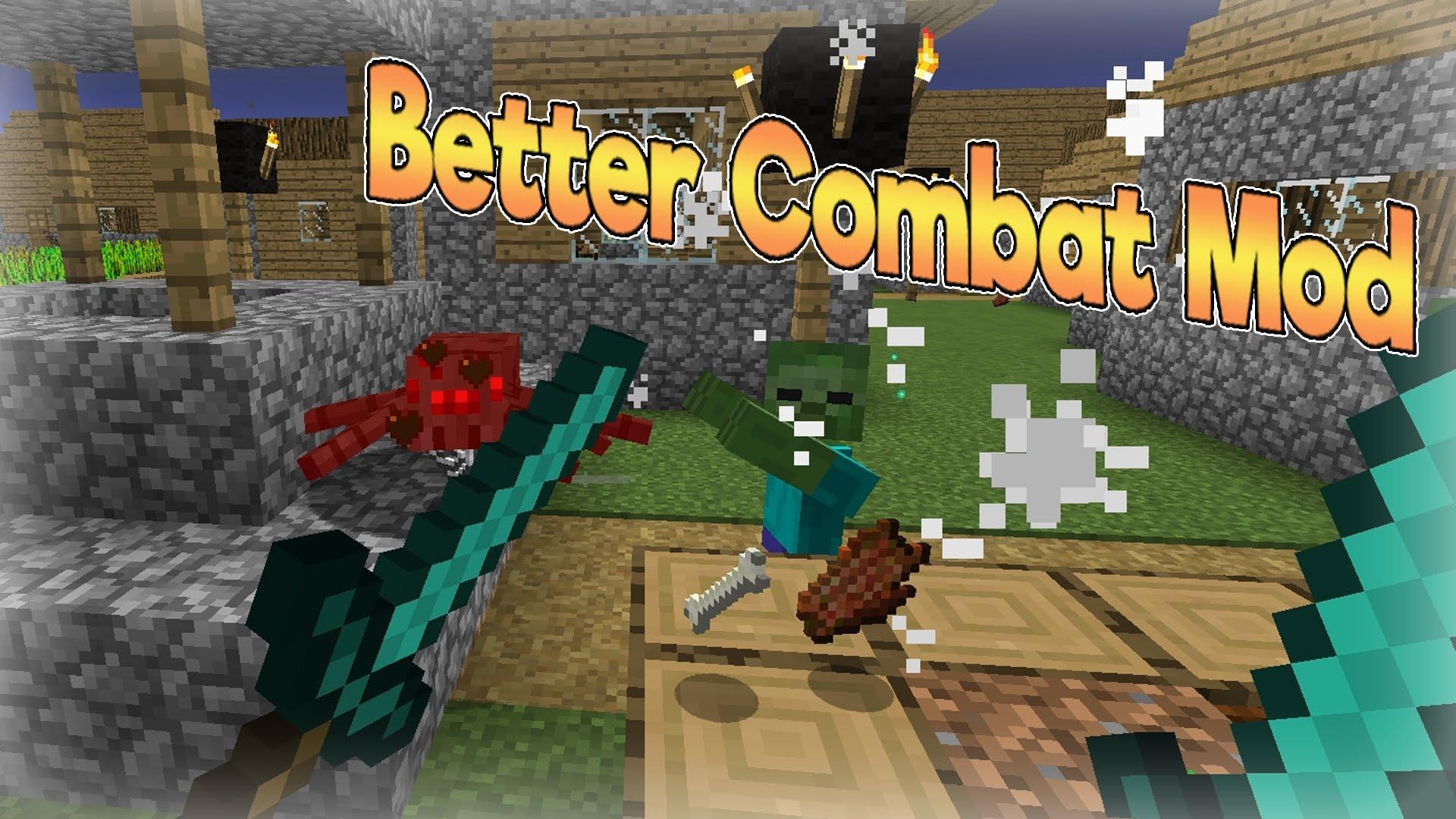 Better Combat Rebirth Mod