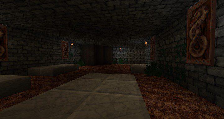 BloodCraft Resource Pack Screenshots 1