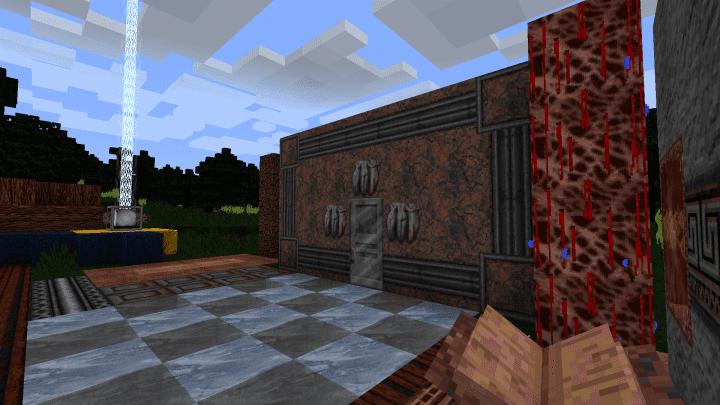 BloodCraft Resource Pack Screenshots 6