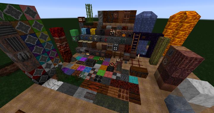 BloodCraft Resource Pack Screenshots 7