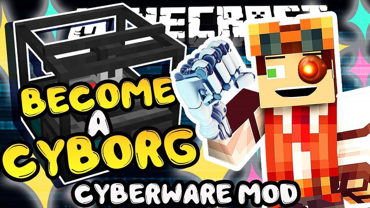 Cyberware Mod Logo