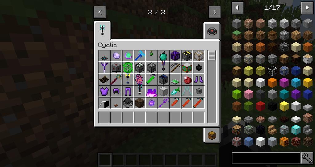 Cyclic mod for minecraft 14