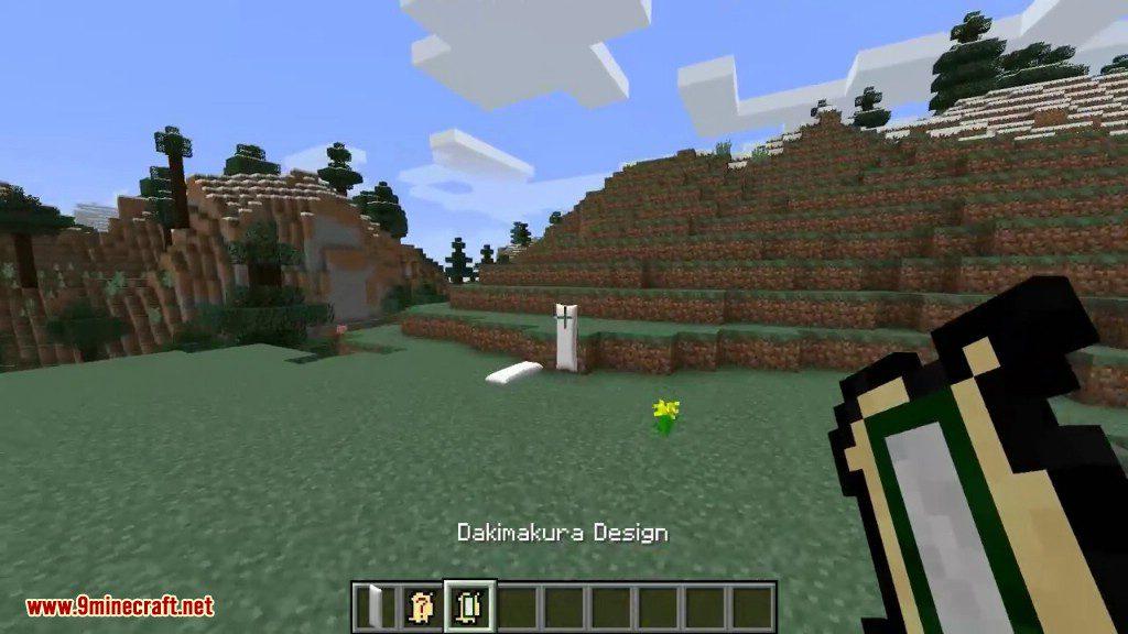 Dakimakura Mod Screenshots 7