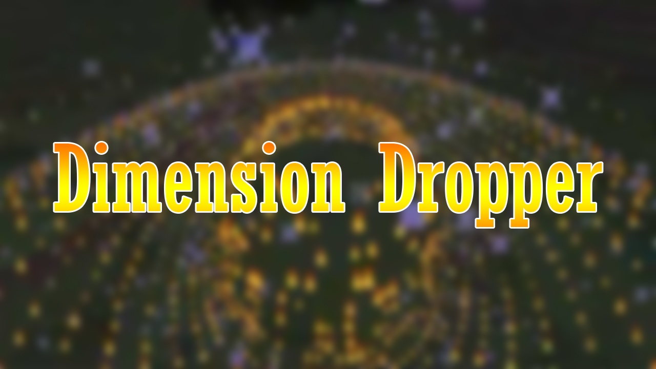 Dimension Dropper Map Thumbnail