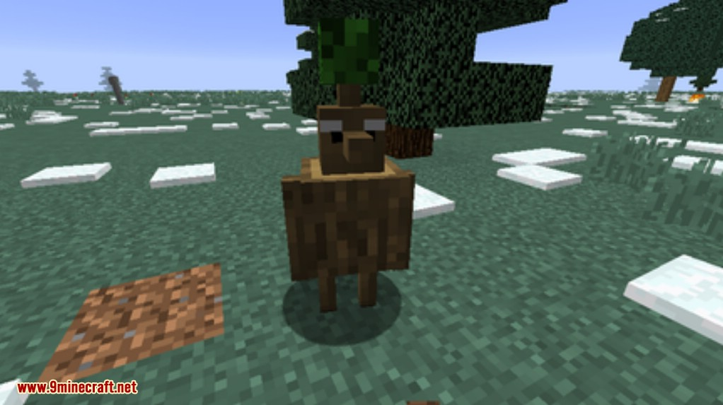Elemental Pets Mod Features 1