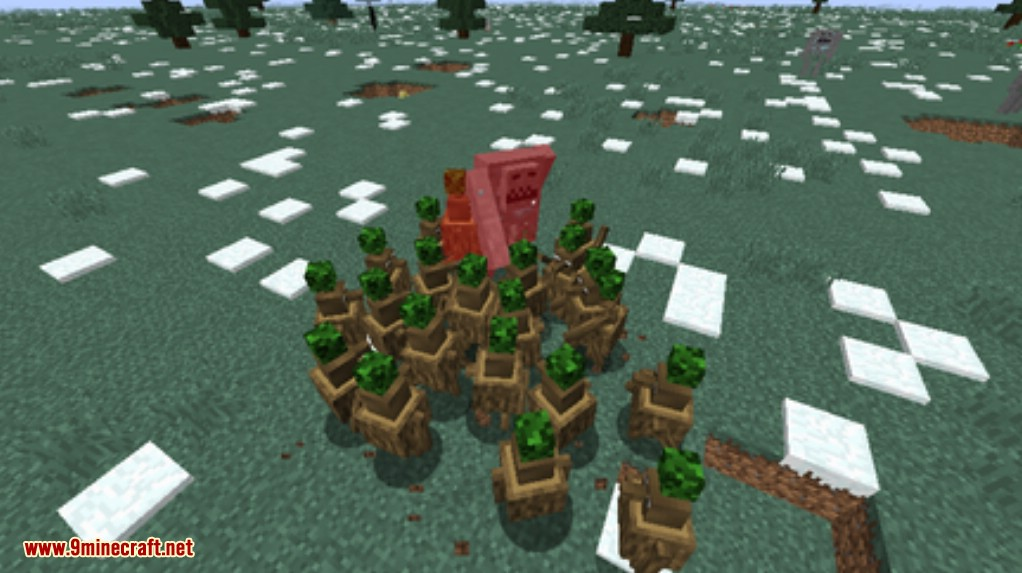 Elemental Pets Mod Features 2