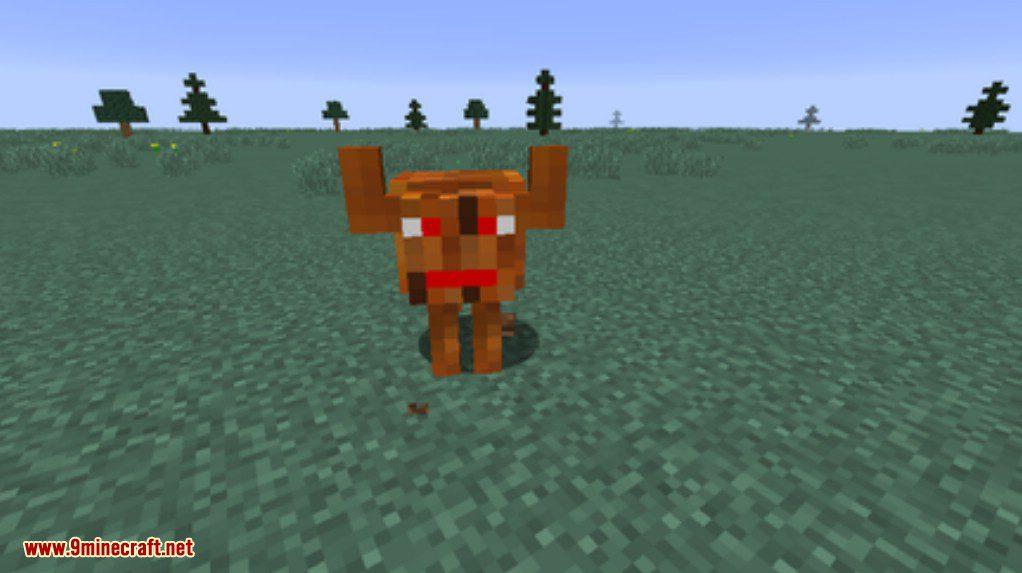 Elemental Pets Mod Features 5