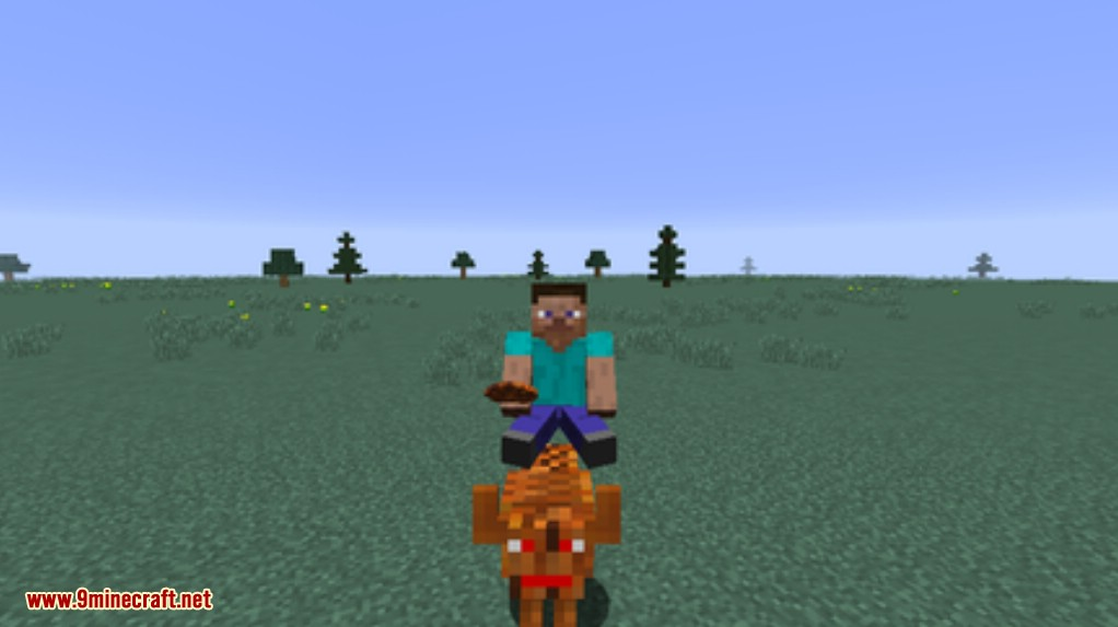 Elemental Pets Mod Features 6