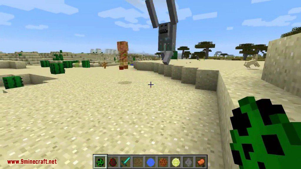 Elemental Pets Mod Screenshots 13