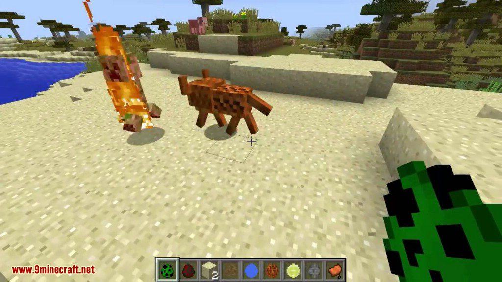 Elemental Pets Mod Screenshots 9