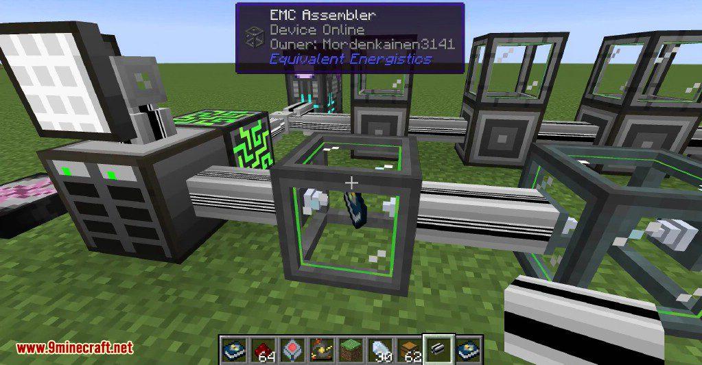 Equivalent Energistics Mod Screenshots 11