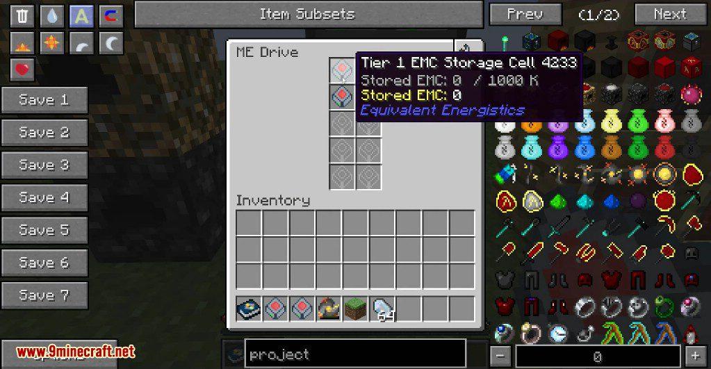 Equivalent Energistics Mod Screenshots 2