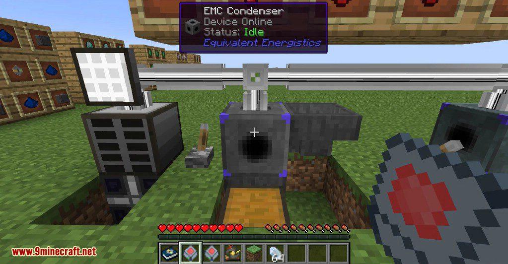 Equivalent Energistics Mod Screenshots 3